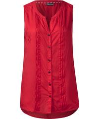 Street One - Blouse délicate Harmony - pure red