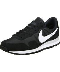 Nike Air Pegasus 83 Suede Schuhe black/white