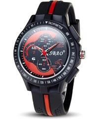 Pánské silikonové hodinky SBAO S1098