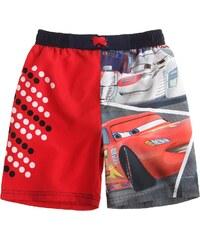 Disney Chlapecké kraťasy Cars - červené