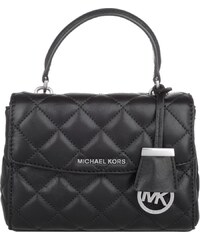 Michael Kors Sacs à Bandoulière, Ava XS Crossbody Leather Black en noir