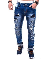 Lesara Jeans avec découpes effet destroy