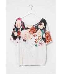 Desigual Verano - T-shirt - blanc