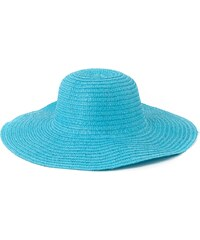"""Art of Polo Dámská plážový klobouk """"slamák"""" tyrkysový"""
