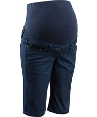 bpc bonprix collection Umstands-Bermuda in blau für Damen von bonprix