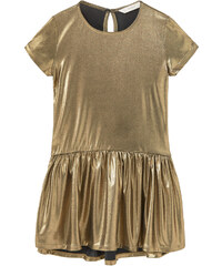 MANGO KIDS Kleid Mit Metallic-Effekt