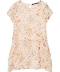 MANGO KIDS Kleid Mit Blumendruck