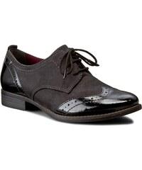 Oxfordy TAMARIS - 1-23202-27 Black 001