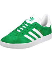 adidas Gazelle chaussures green/white