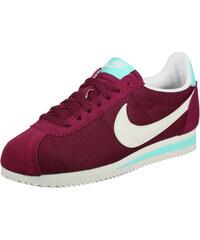 Nike Classic Cortez Txt W Schuhe red/turquoise