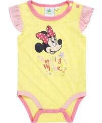 Disney Dívčí body Minnie - žluté