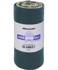 Fleecová deka - Lesní zelená univerzal