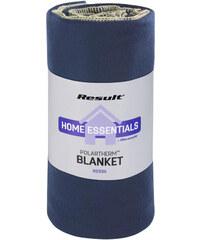 Fleecová deka - Námořní modrá univerzal