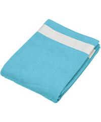 Plážový ručník - Tyrkysově modrá univerzal