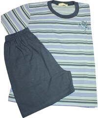 C-Lemon Pegas chlapecké pyžamo 9-10 let světle modrá
