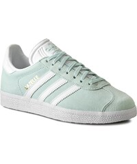Boty adidas - Gazelle BB5473 Icemin/White/Goldmt