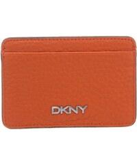DKNY TRIBECA Geldbörse orange