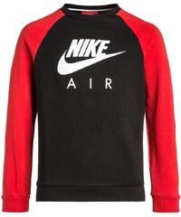 Nike Performance Sweatshirt black/university red/white