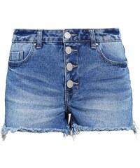 Vila VIDEMI Jeans Shorts medium blue denim