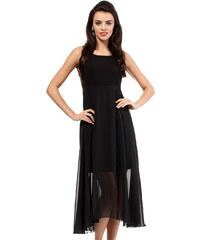 Černé šaty MOE 203