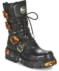 New Rock Boots REACTOR