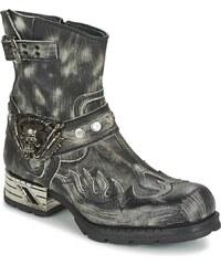 New Rock Boots MOTOROCK