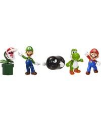 Jakks Pacific Spielwaren »Nintendo Mini Figur (6cm) 5er Pack W1«