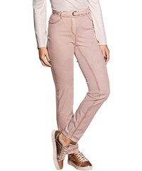 Ascari Ascari Jeans mit imitierten Reißverschluss