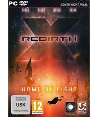 Deep Silver PC - Spiel »X Rebirth: Home of Light«