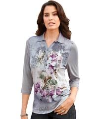Lady Poloshirt mit 3/4-Ärmeln