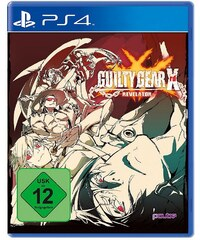 PQube Playstation 4 - Spiel »Guilty Gear XRD ? Revelator «