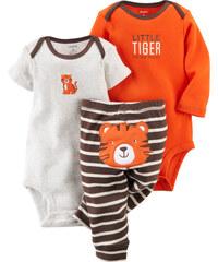 Carter's Dětský trojkomplet s tygrem