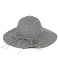 Art of Polo Šedý dámský klobouk