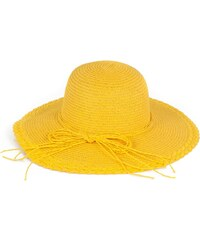 Art of Polo Žlutý dámský klobouk