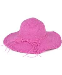 Art of Polo Růžový dámský letní klobouk