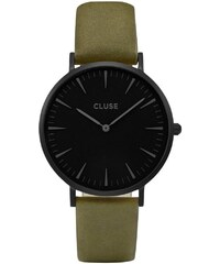 CLUSE LA BOHÉME FULL BLACK/OLIVE GREEN