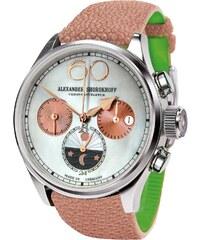 Alexander Shorokhoff Lady Chrono Damen-Armbanduhr AS.LCD01-2