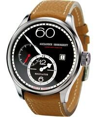 Alexander Shorokhoff Regulator Herren-Armbanduhr AS.R01-4