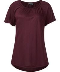 Street One - T-shirt Finola - night plum