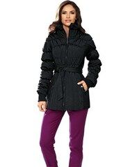 Damen Steppjacke ASHLEY BROOKE schwarz 34,36,38,40,44,46