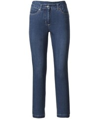 ASHLEY BROOKE Damen Bodyform-7/8-Jeans blau 34,36,38,40,42,44,46,48,50,52