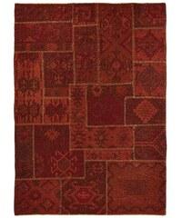 Heine Home Patch-Kelim orange ca. 120/180 cm,ca. 160/230 cm,ca. 190/290 cm,ca. 70/140 cm,ca. 90/160 cm