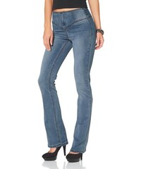 Arizona Damen Bootcut-Jeans Ultimate-Shaper blau 34,36,38,40,42,44,46,48