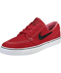 Nike Sb Zoom Stefan Janoski Cnvs chaussures university red/black