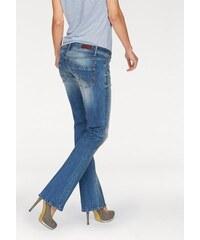 LTB Damen LTB Bootcut-Jeans Valerie blau 26,28,29,30,31,32