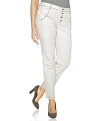 Damen Boyfriend-Jeans B.C. BEST CONNECTIONS weiß 34,36,38,40,42,44,46,48,50,52