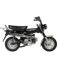 SkyTeam Motorroller 50 ccm 45 km/h Skymax Club SKYTEAM schwarz