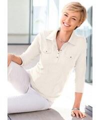 Damen Collection L. Poloshirt aus zertifizierter Bio-Baumwolle COLLECTION L. natur 36,38,40,42,44,46,48,50,52,54