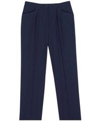 Damen Olnetex Hose mit unsichtbarer elastischer Einlage OLNETEX blau 80,84,88,92,96