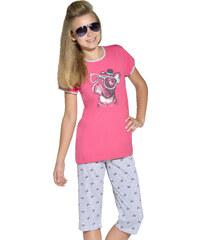 Taro Dívčí pyžamo Gabi dog